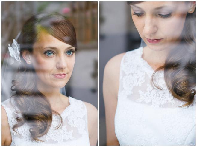 Hochzeitsfotografien der Braut bei kreativ-romantischer Hochzeit in Berlin © Hochzeitsfotograf Berlin www.hochzeitslicht.de