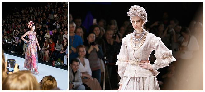 Fotos von Mercedes Benz Fashion Week in Moskau entstanden im Rahmen von Fotograf-Ausbildung Berlin © Fotostudio Berlin LUMENTIS