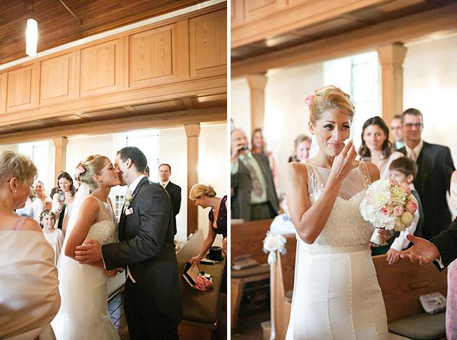 Hochzeitsreportage bei Hochzeit in Dorfkirche Britz, Berlin © Hochzeitsfotograf Berlin www.hochzeitslicht.de