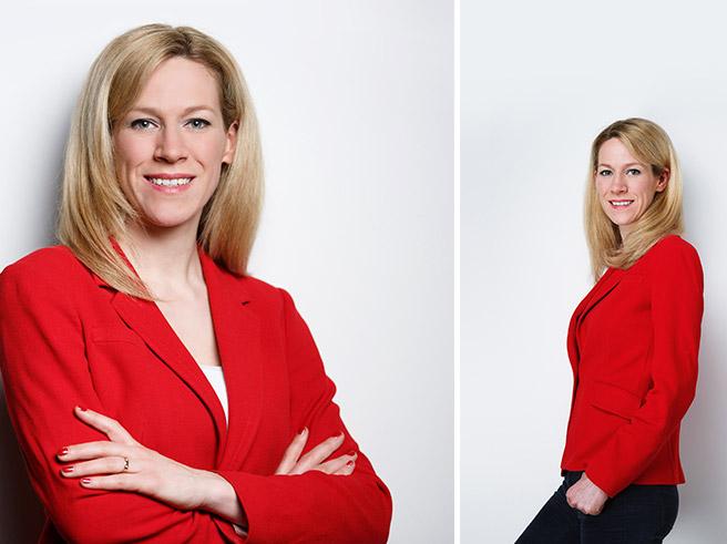 professionelle Bewerbungsfotos aufgenommen in Berliner Fotostudio © Fotostudio Berlin LUMENTIS