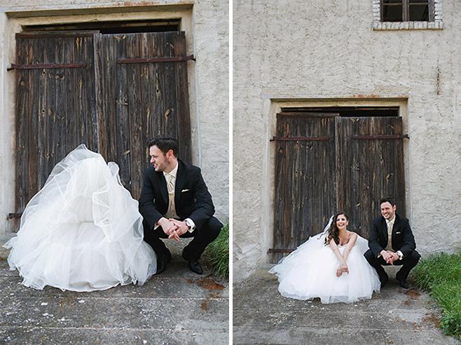 Hochzeitsfotos von Braut und Bräutigam bei Schloss-Ribbeck-Hochzeit © Hochzeitsfotograf Berlin www.hochzeitslicht.de