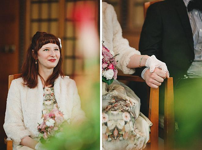 Hochzeitsreportage-Foto bei standesamtlicher Trauung, Standesamt Reinickendorf Berlin © Hochzeitsfotograf Berlin www.hochzeitslicht.de
