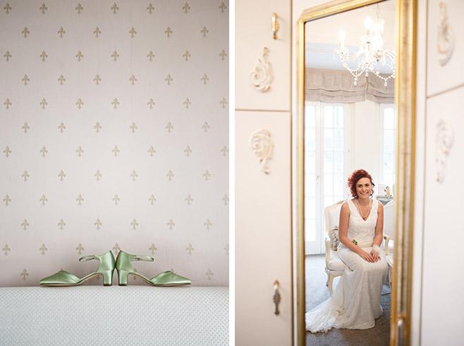 Hochzeitsreportagefoto bei Vintage-Hochzeit in Villa Contessa in Bad Saarow © Hochzeitsfotograf Berlin www.hochzeitslicht.de