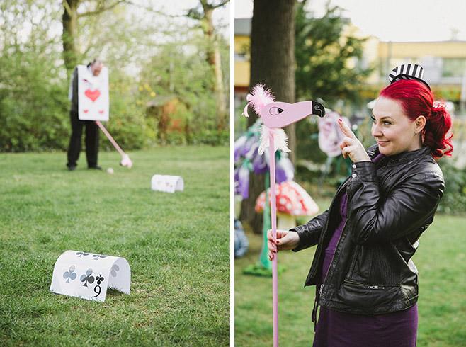 alternative Hochzeitsreportage von Alice-im-Wunderland-Hochzeit in Berlin © Hochzeitsfotograf Berlin www.hochzeitslicht.de
