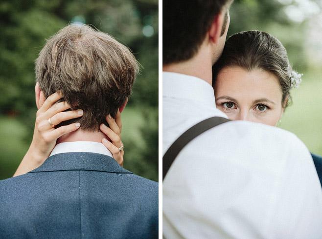 Brautpaarfoto aufgenommen von professionellem Hochzeitsfotografen bei Schloss Neuhausen Hochzeit Brandenburg © Hochzeitsfotograf Berlin www.hochzeitslicht.de