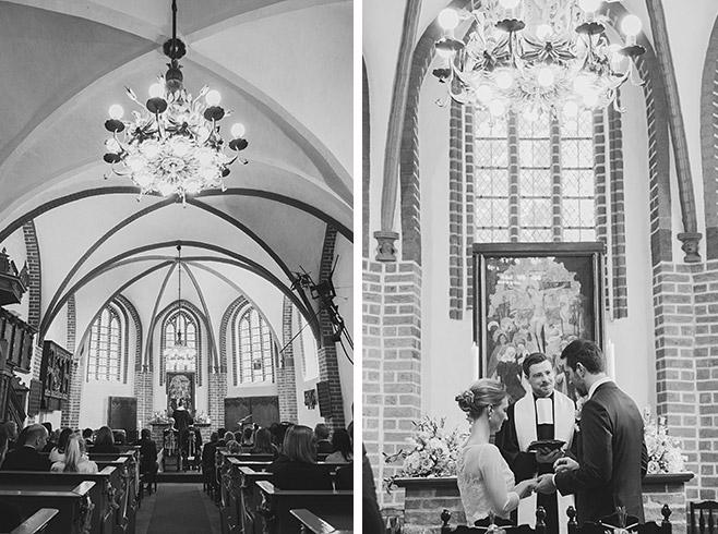 Hochzeitsreportage-Fotos von kirchlicher Trauung in St. Annen-Kirche in Berlin-Dahlem © Hochzeitsfotograf Berlin www.hochzeitslicht.de
